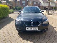 BMW, 5 SERIES, Saloon, 2009, Manual, 1995 (cc), 4 doors