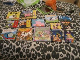 collection of 14 small childs book s