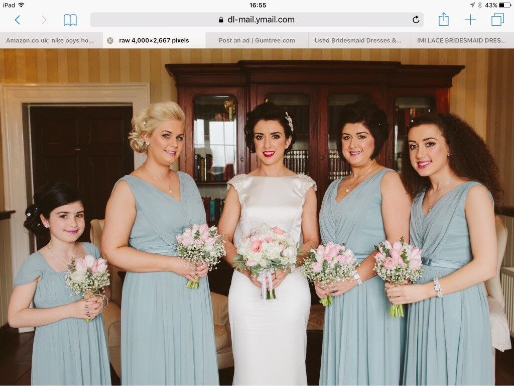 Dessy bridesmaid dresses for sale gumtree 4 dessy bridesmaid dresses size 6 2x 16 and dessy girl size 10 jb ombrellifo Choice Image