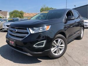 2015 Ford Edge SEL NAVIGATION LEATHER PANORAMA ROOF