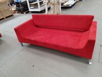 Red Sofas