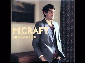 M.craft. Silver & Fire.