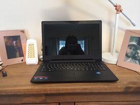 Lenovo ideapad laptop like new.