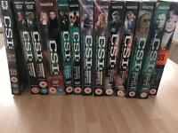 CSI Las Vegas box sets
