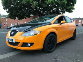 SEAT LEON 1.6 60K VERY LOW GENUINE MILES!! BARGAIN £999 NO OFFERS