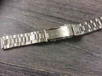 Watch strap metal