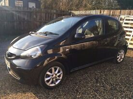 TOYOTA AYGO 1.0 3DR 2007 IDEAL FIRST CAR CHEAP INSURANCE HPI CLEAR