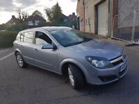 2006 VAUXHALL ASTRA 1.6 HATCHBACK ALLOYS HALF LEATHER TIMING BELT CHANGED