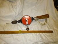 Used Hand Drill