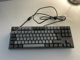Silver speed switch keyboard