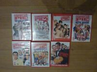 Bulk Job Lot Car Boot Collection of American Pie Series DVDS
