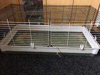Ferplast Rabbit 120 Guinea Pig/Dwarf Rabbit Cage