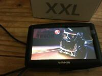 Tom Tom XXL Central Europe truck Sat Nav with RDS-TMC Traffic Receiver