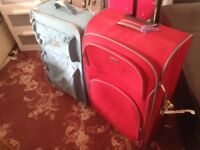 Luggage travel suitcase carrier trolley bags