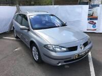 Renault Laguna Expression 1.9 Dci Estate, *Sat Nav* Cruise Control, 12 Month mot, 3 Month warranty