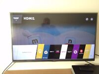 """LG Smart TV 42LB650V 42"""" 2D and 3D 1080p HD LED Internet TV"""