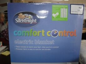 Silent night electric under blanket