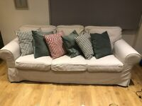 6 x cushions with cover