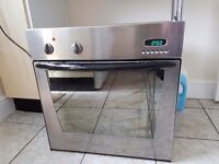 Electric built-in OVEN and GRILL