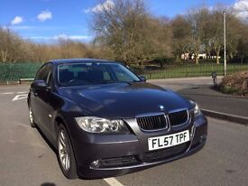 BMW 320i SE Saloon, Grey, 2007 57 plate, 89k, neat and tidy condition, good runner, full MOT