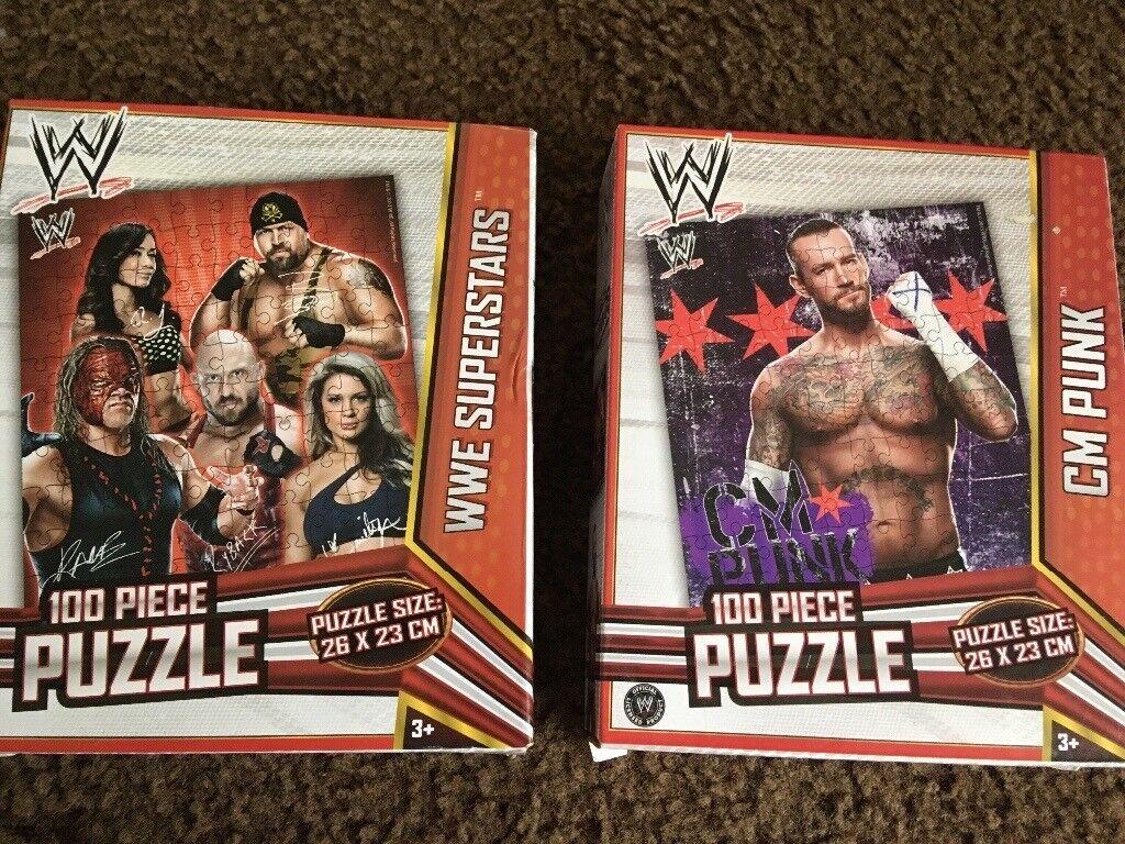 X2 mini wrestling jigsaws