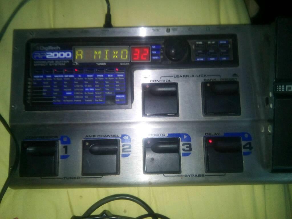Digitech RP 2000
