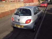 2008 FORD KA STYLE SILVER 1.3 MANUAL HATCHBACK