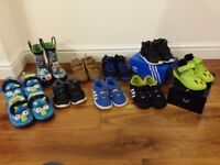 Boys Shoe Bundle Size 6 /6.5 (10 pairs)