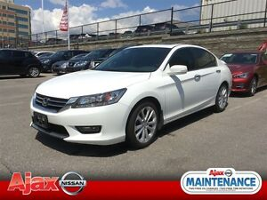 2015 Honda Accord Touring*Accident Free*Navigation