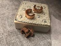 GUCCI EARRINGS- Brand new with gift box 🎁