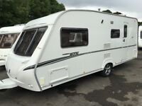 ☆ 07/08 ABBEY VOGUE GTS 416 4 BERTH ☆ TOURING CARAVAN ☆☆ FULLY SERVICED ☆ IMMACULATE CONDITION ☆