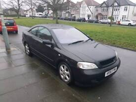 Astra bertone coupe 2.2 full red leather. New MOT
