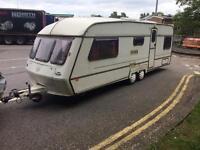 Abi award caravan super star twin axle