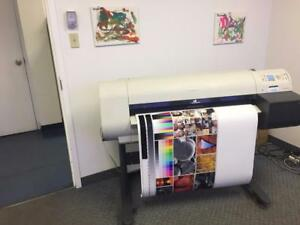 REFURBISHED PLOTTER- CANON IMAGE PROGRAF IPF710
