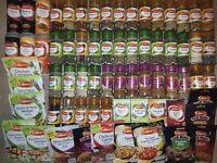 Schwartz Herbs & Spices 68 piece Gift Hamper - Brand New - RRP over £100