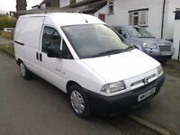 CITROEN DISPATCH VAN HDi DIESEL MOT 2 SIDE LOADING DOORS