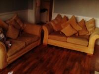 Dfs lovely sofas x2 can deliver