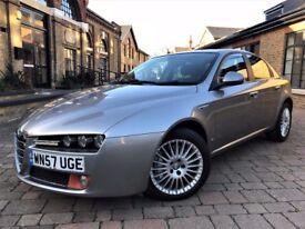 Alfa Romeo 159 2.4 JTDM Lusso 4dr£2,990 p/x welcome **FULL S/H**6 MONTHS WARRANTY*