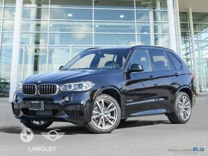 2017 BMW X5 xDrive35i M Sport Line, Premium Package Enhanced, AN