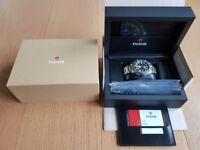 Tudor Pelagos LHD . New in box. Complete