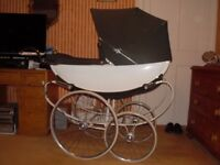 1960s silvercross wilson pram - excellent condition