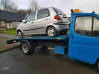 Wanted scrap cars vans and 4x4