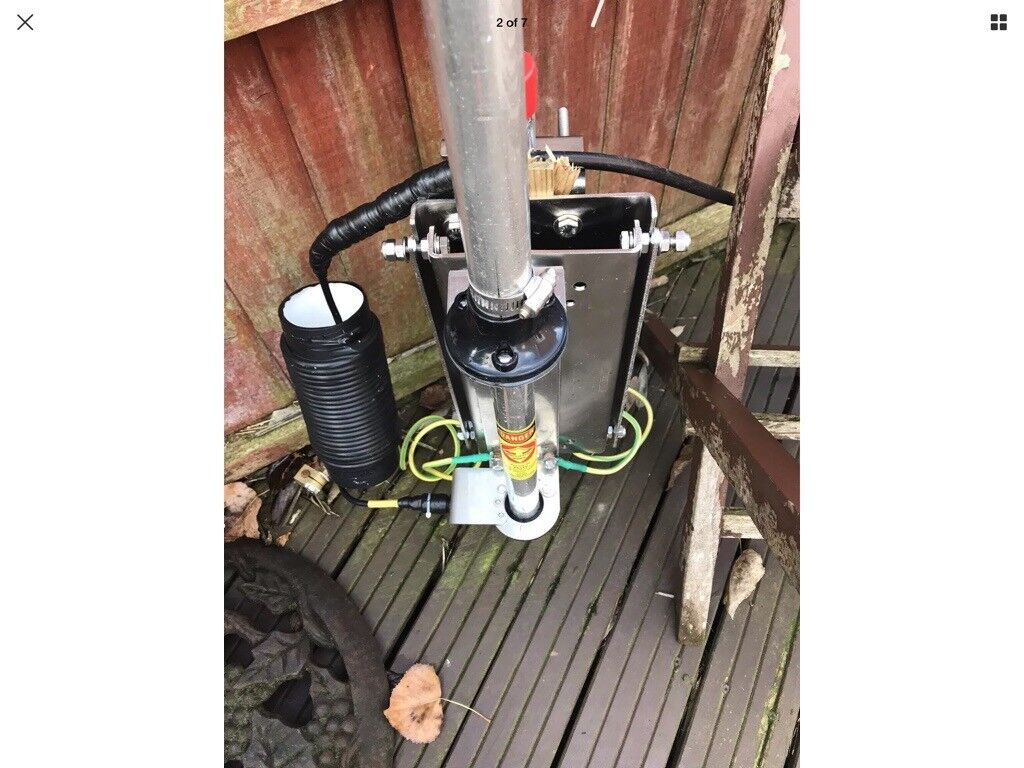 Dx Engineering Hustler 5btv vertical antenna | in Chorley, Lancashire |  Gumtree