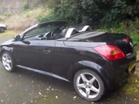 vauxhall tigra 1.4 04 leather/ac BARGAIN