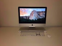 Apple iMac 21.5 inch Boxed (Late 2013) and Quirky Spacebar Stand - macOS Sierra