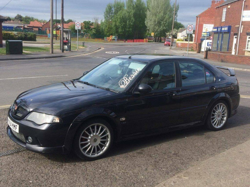 Mg Zs 180 Mark 2