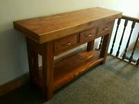 Olid wood Drawer Unit