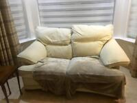 Free two seater and three seater to anyone who can collect before Sat 25th Nov