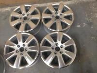"Genuine 16"" VW Passat Alloy Wheels With Diamond Cut Face . Brand New (Refurbished)"