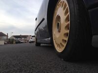 VW Polo low rat not GTi lupo